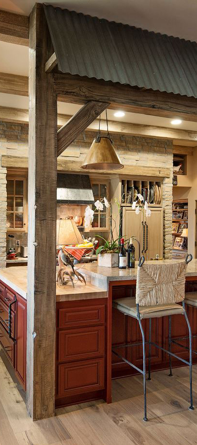 Southwestern Kitchen | Southwestern Decorating Ideas