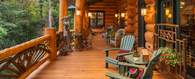 Log Homes | Sitka