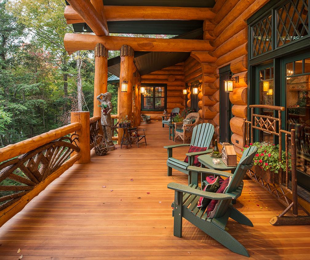 Log Homes | Sitka