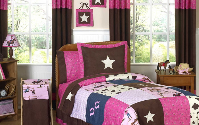 Kids Theme Rooms Cowgirl