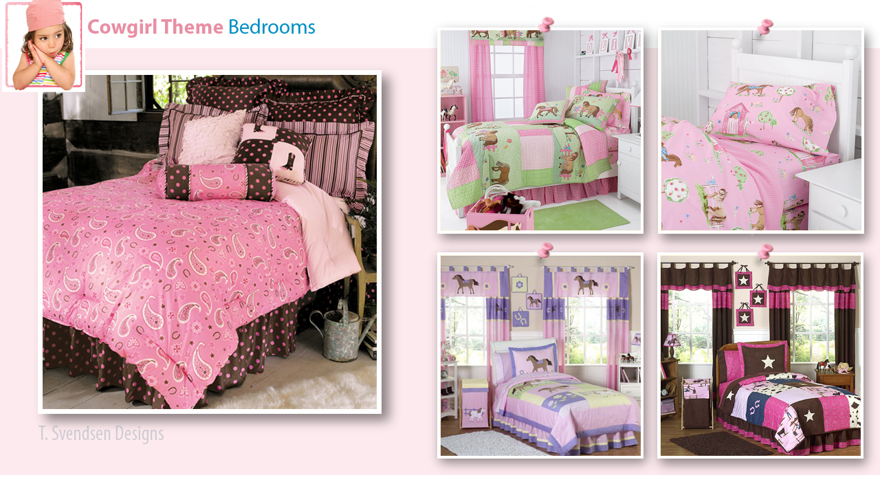 Cowgirl Theme Bedrooms
