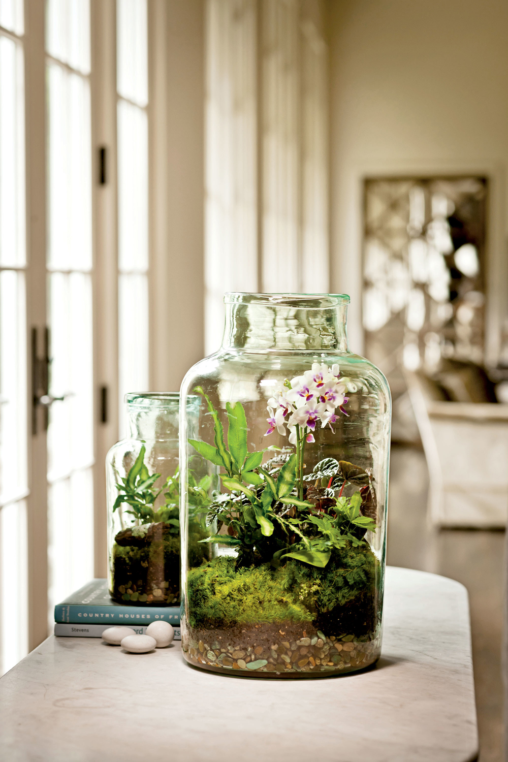 Southern Living Terrarium | Photographed by Robbie Caponetto