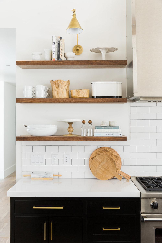 Modern Mountain Kitchen