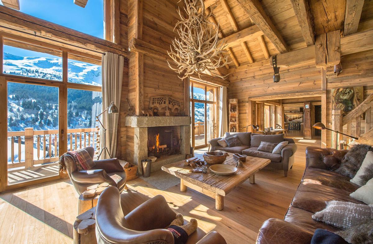 Rustic Design Ideas | Lodge Great Room