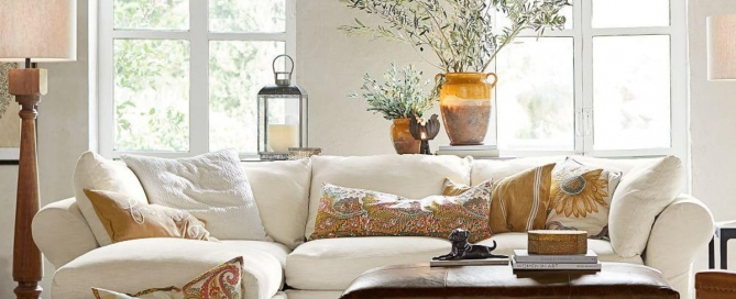 Rustic Decorating Tips | Modern Rustic Living Room