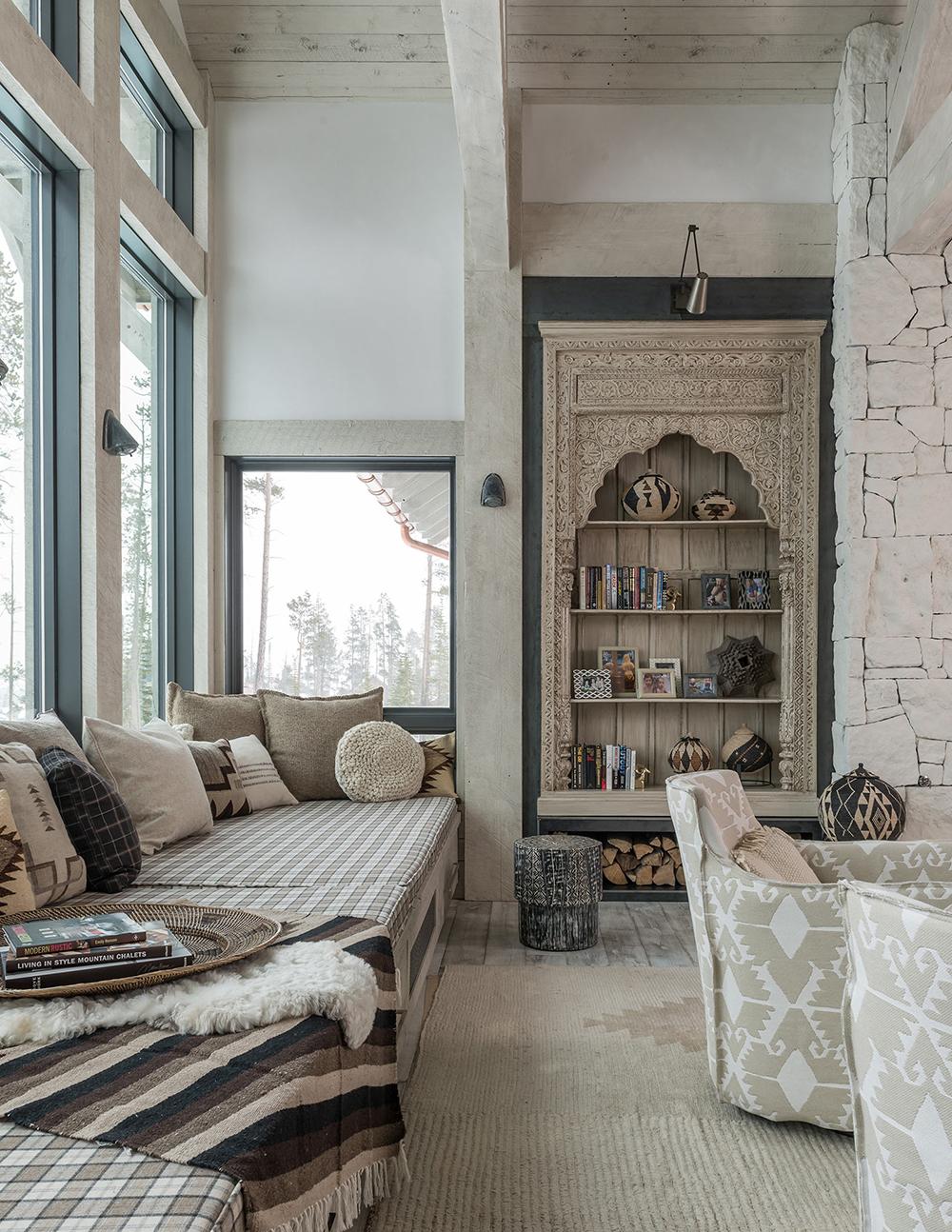 Locati Architects   Modern Rustic Interior Design Ideas