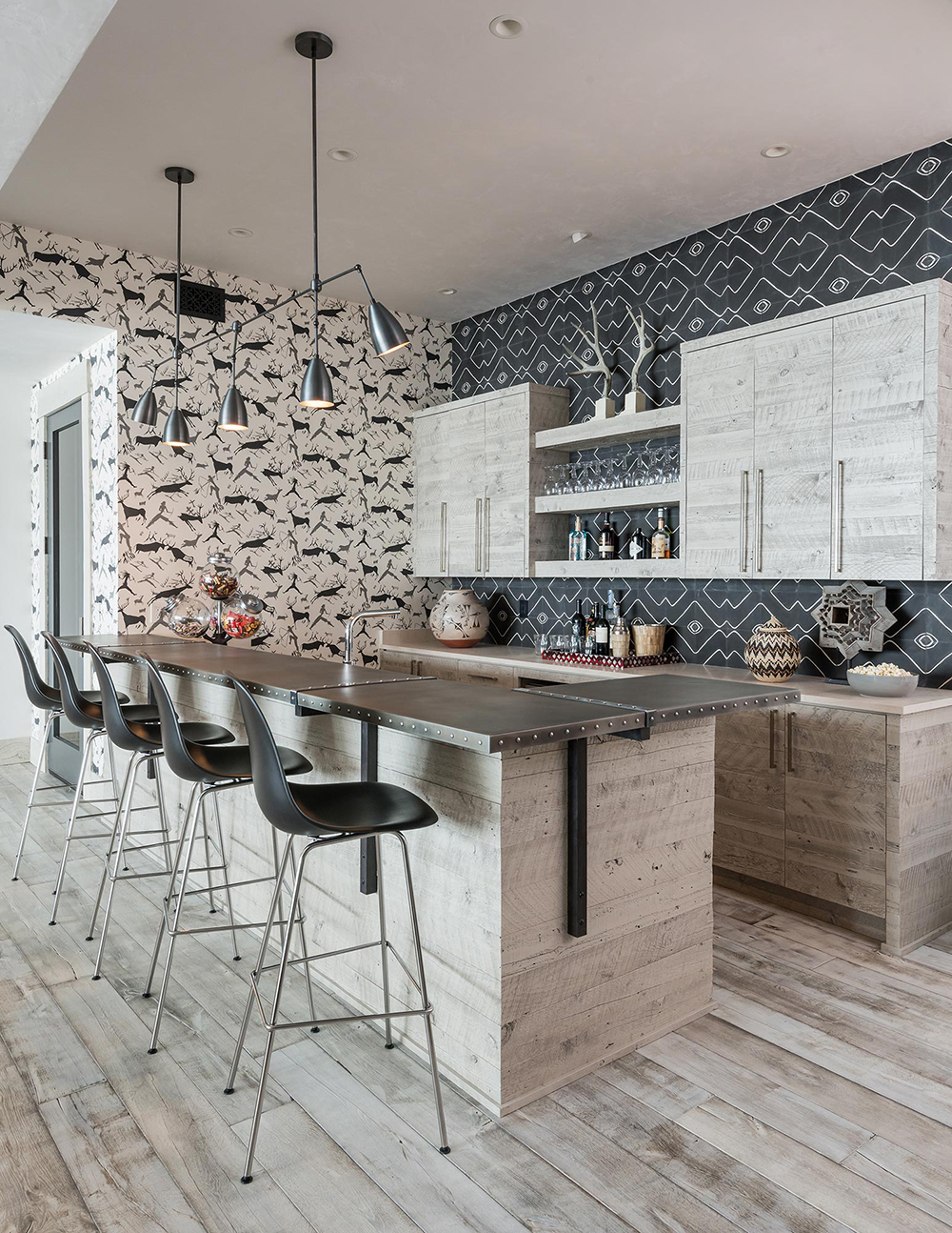 Locati Architects   Modern Rustic Kitchen Ideas