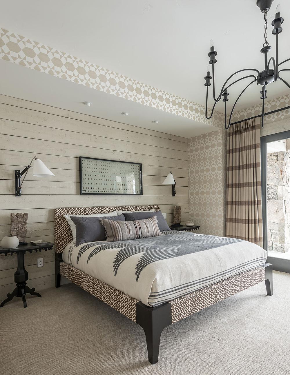 Locati Architects   Modern Rustic Bedroom Ideas