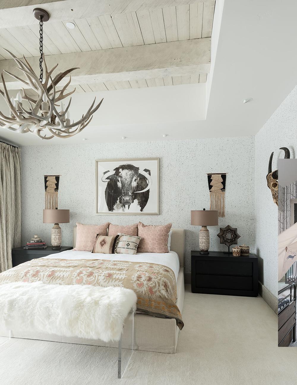 Locati Architects   Modern Rustic Bedroom