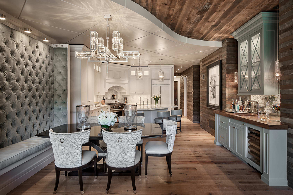 Locati Architects Rustic Glamour