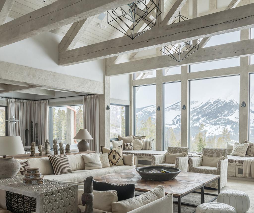 Rustic Interior Design Ideas Canadian Log Homes