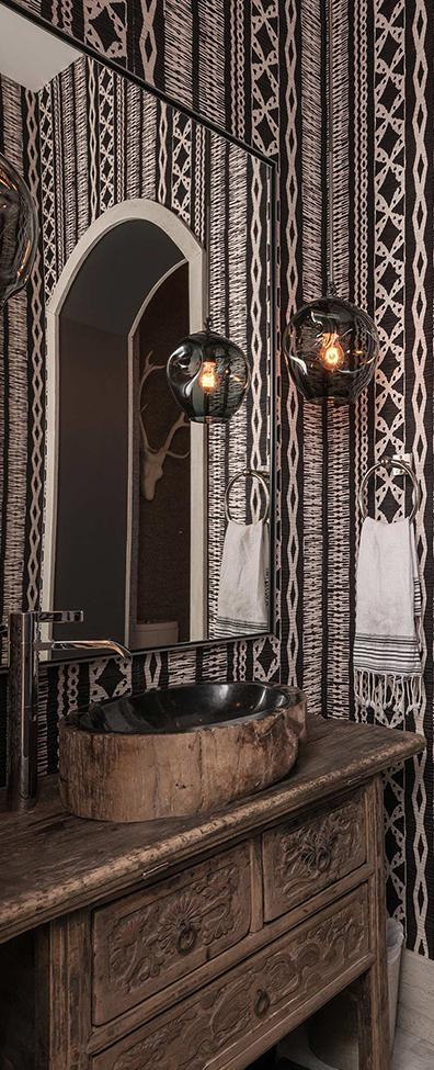 Locati Architects   Rustic Modern Bathroom Ideas