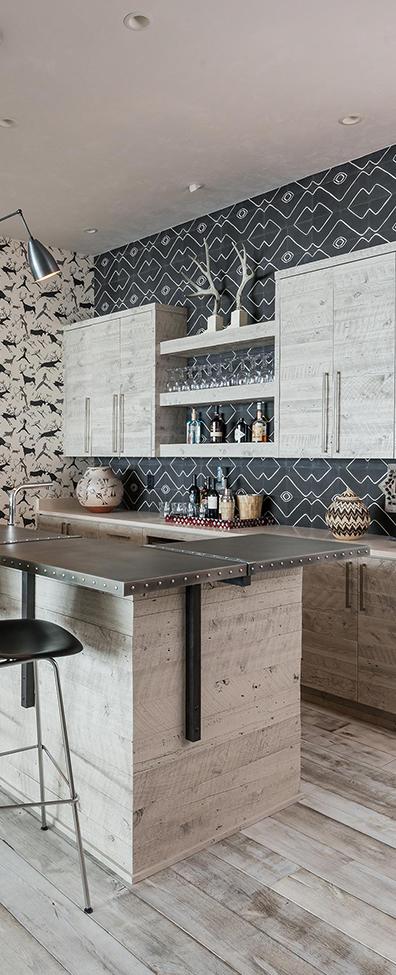 Locati Architects   Rustic Modern Kitchen Ideas