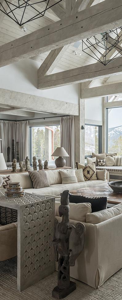 Locati Architects   Rustic Modern Living Room Ideas