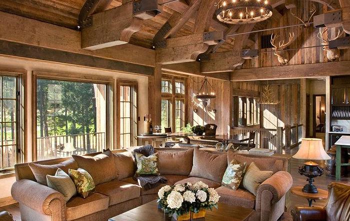 Cabin Decorating