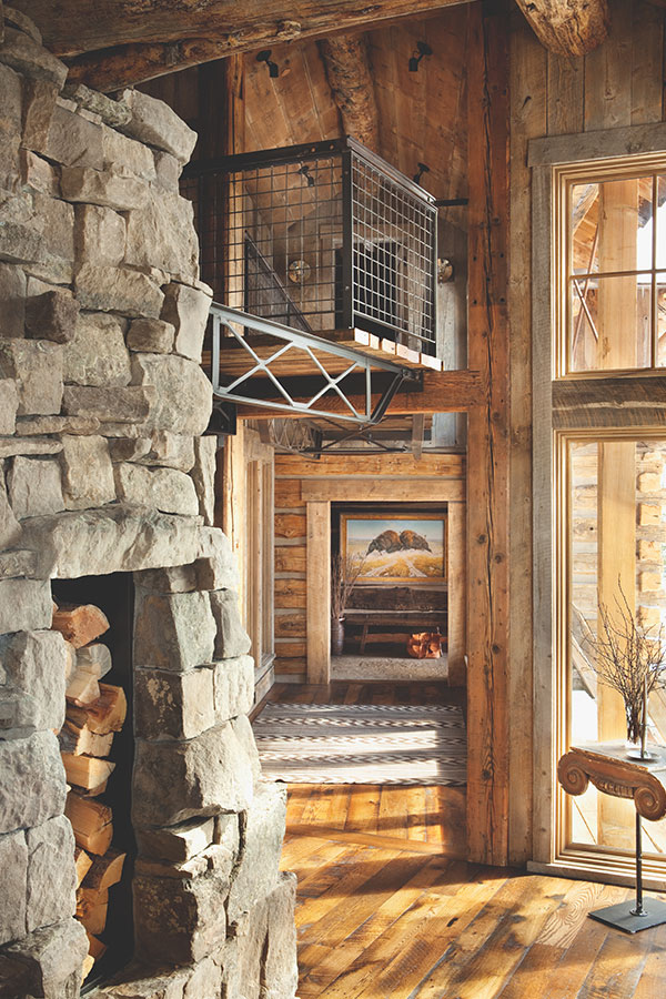 Top Rustic Home Designers | Peace Design
