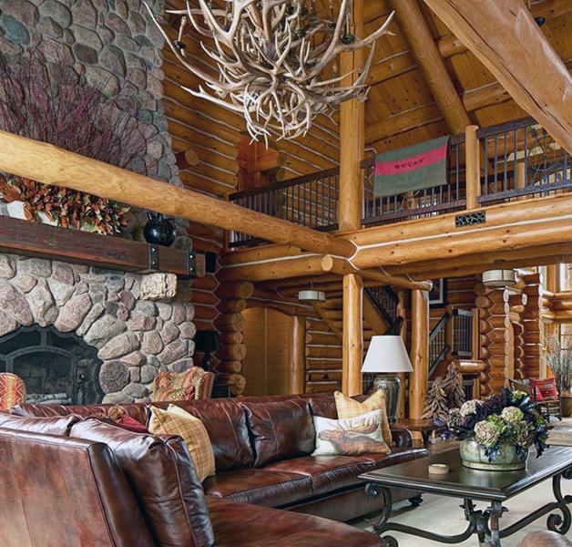 Bruce Kading   Rustic Interior Design