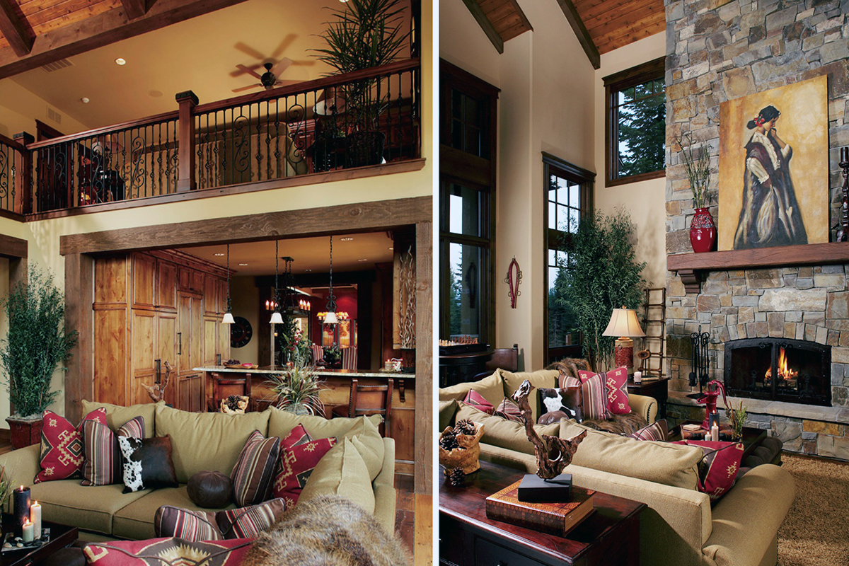 Mountain Home | Rejoy Interiors