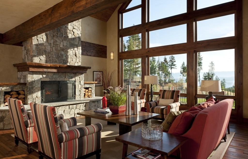 Top Rustic Home Designers   Caio Interiors