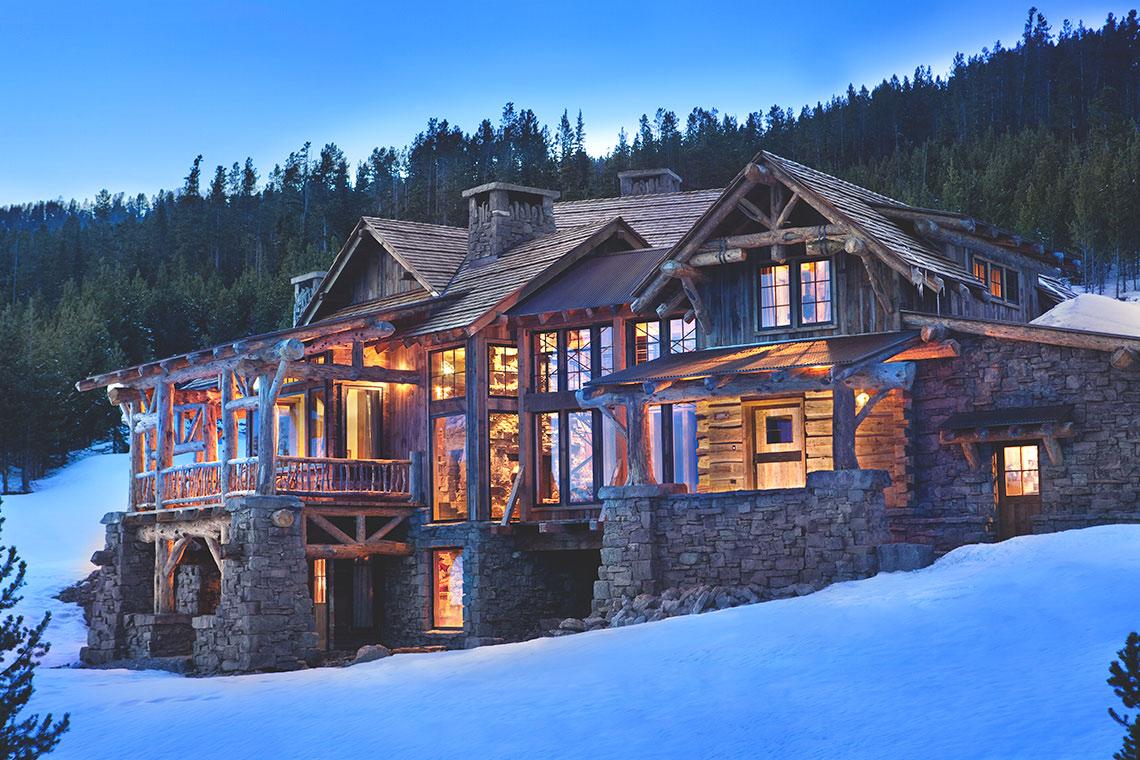 Top Rustic Home Designers   Pearce Design