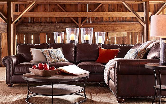 Rustic Living Room Furniture