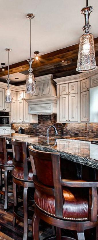 Pinnacle Mountain Homes Kitchen