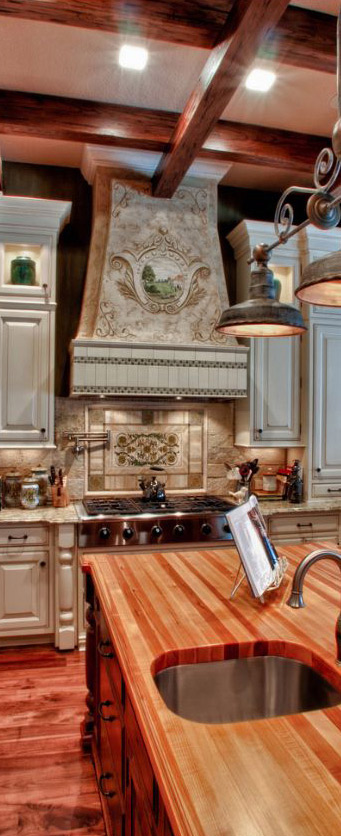 Country Kitchen | RSB Digital Photograph