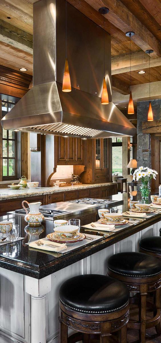 Locati Architects | Rustic Kitchen Ideas