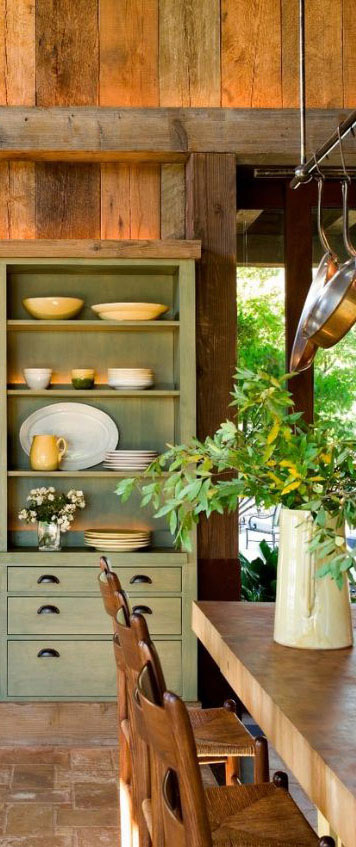 John K Anderson Design | Country Kitchen