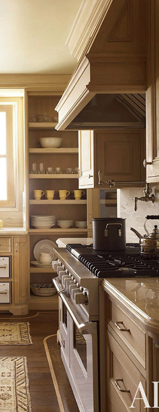 Traditional Kitchen by Tucker Marks