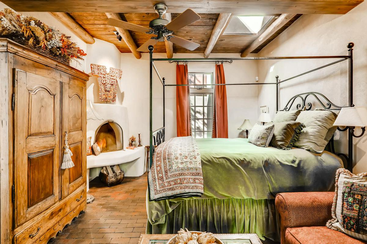 Casa Contenta | Southwestern Bedroom Ideas | Southwestern Decorating Ideas