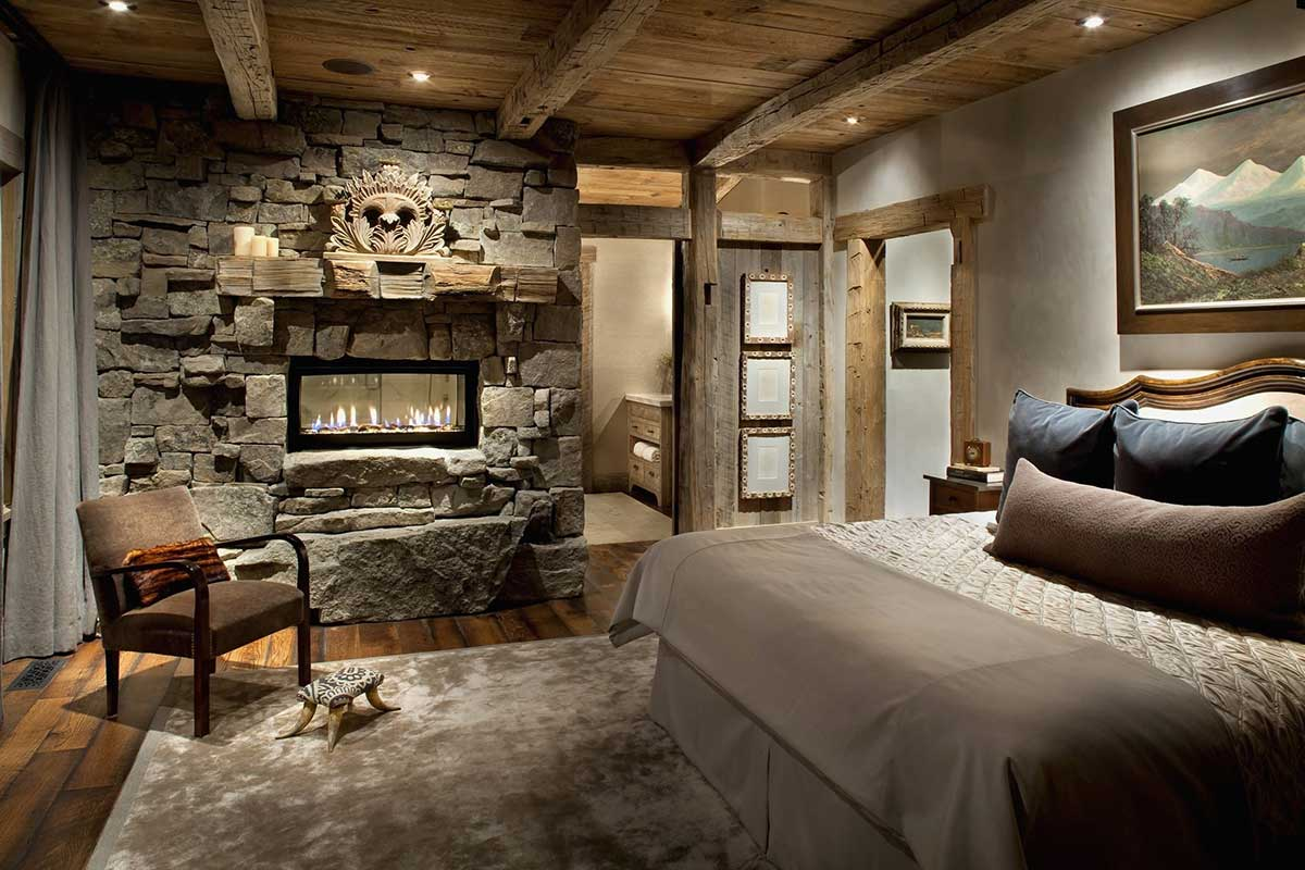 Rustic Bedrooms | How to Decorate a Rustic Style Bedroom