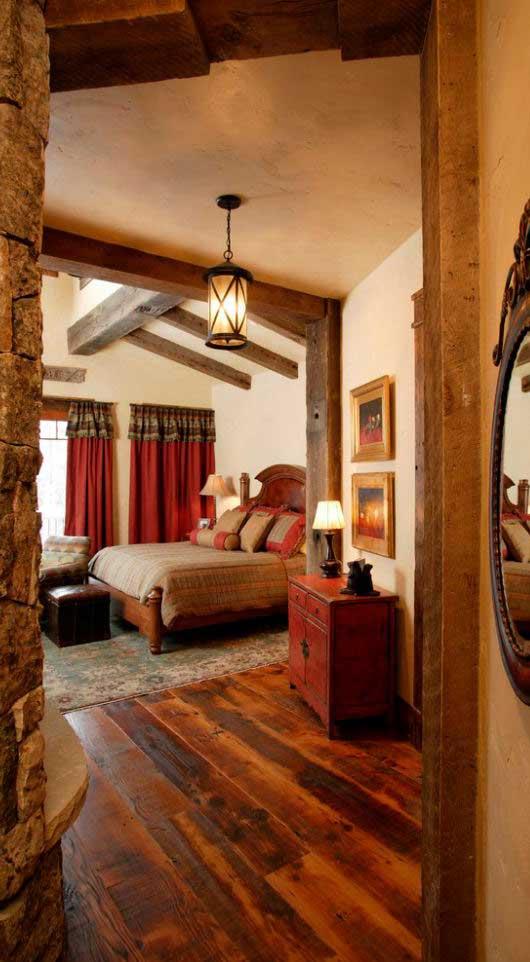 Farmhouse Bedroom Ideas | Lynne Barton Bier | Home on the Range Interiors