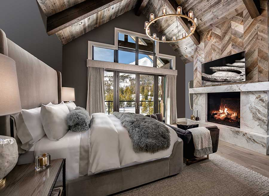 How to Decorate a Rustic Bedroom | Locati Architects | Rustic Bedrooms