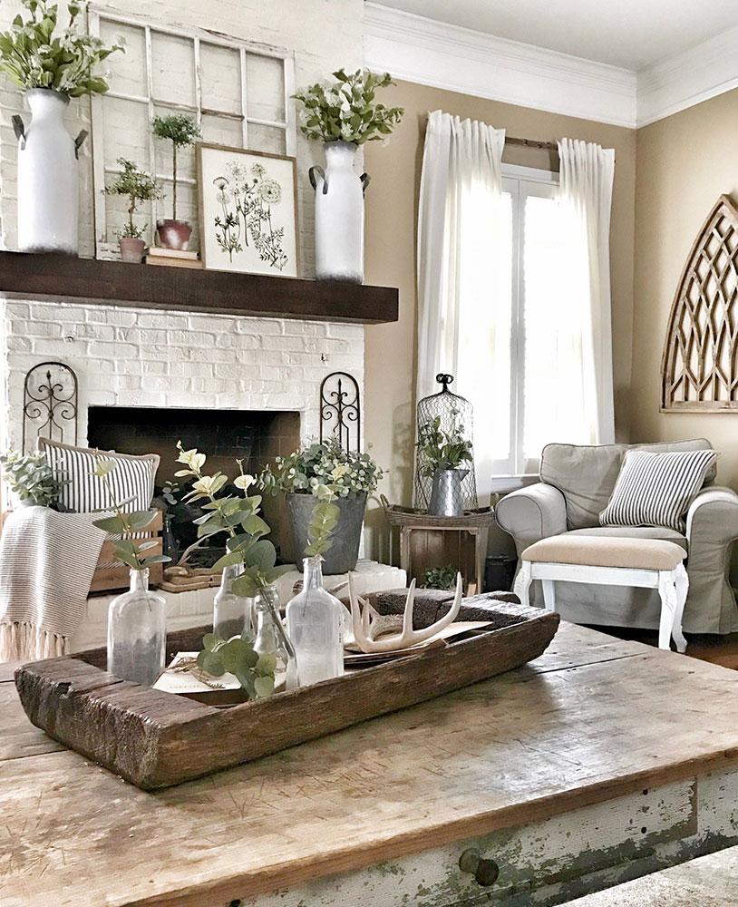 Rustic Living Rooms