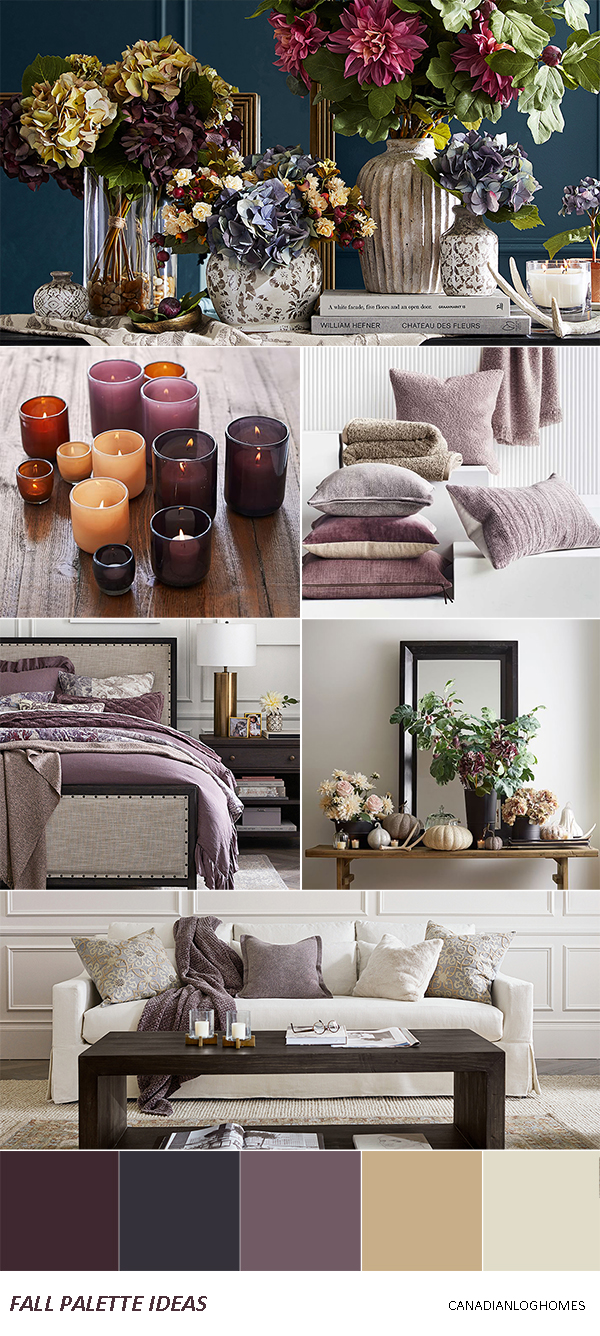 Fall Decorating Ideas   Palette 3