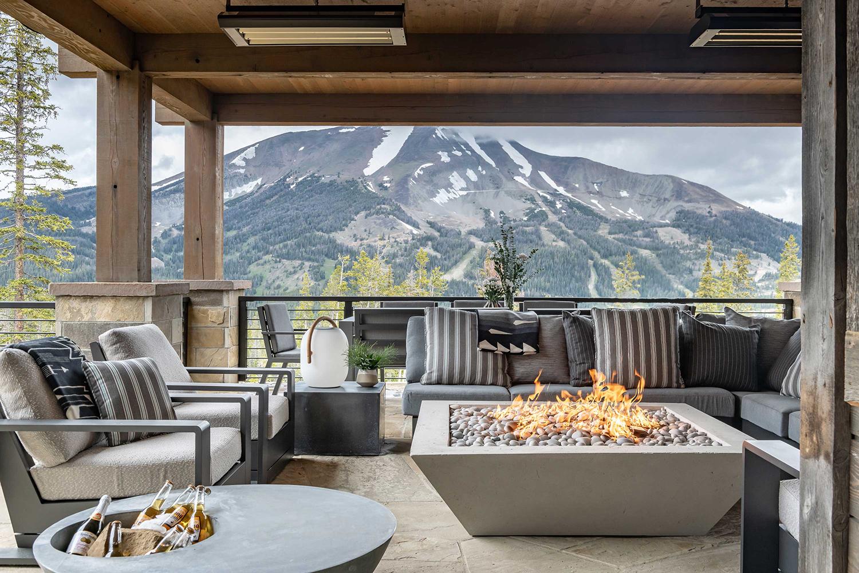 Cozy Rustic Outdoor Ideas   Locati Architects