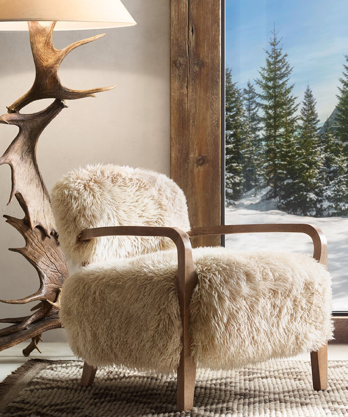 How to Decorate a Mountain Home