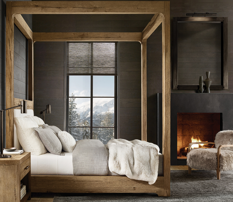 Mountain Home Bedroom Ideas