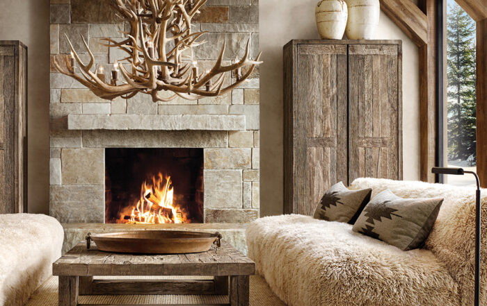 Mountain Home Decorating Ideas