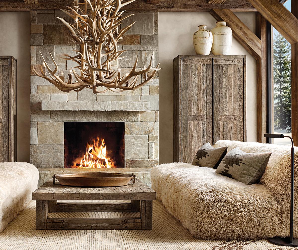 Mountain Home Decorating Ideas