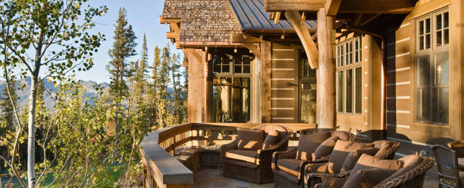 Rustic Outdoor Design Ideas