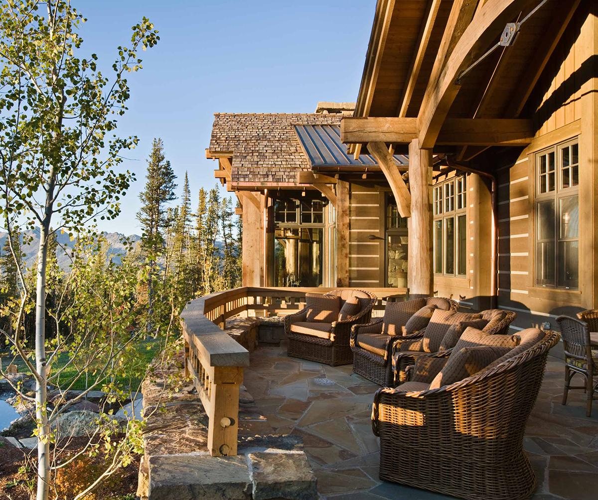 Rustic Outdoor Design Ideas