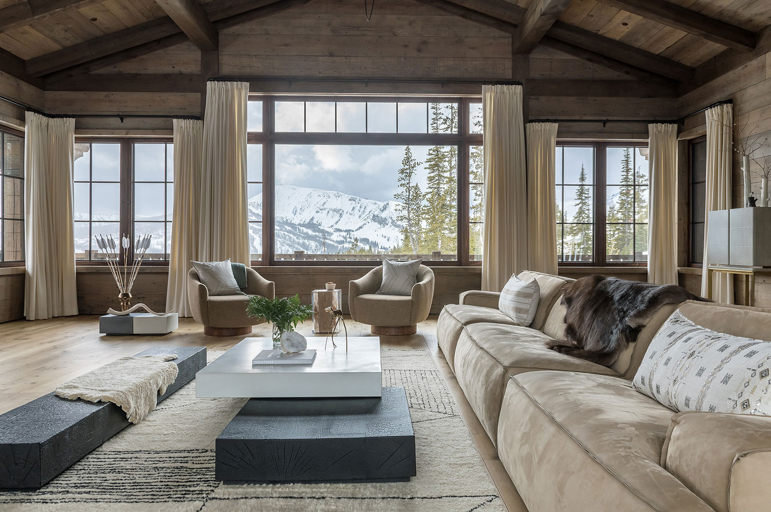 Mountain Home Design Ideas | Pearson Design Group