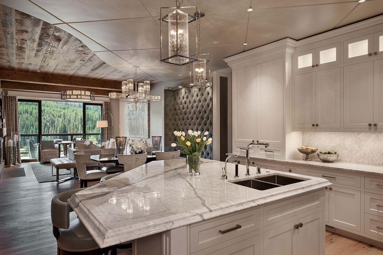 Modern Rustic Glamorous Home by Locati
