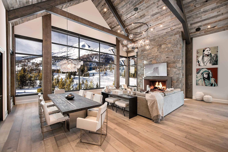 Modern Mountain Home   Locati Architects