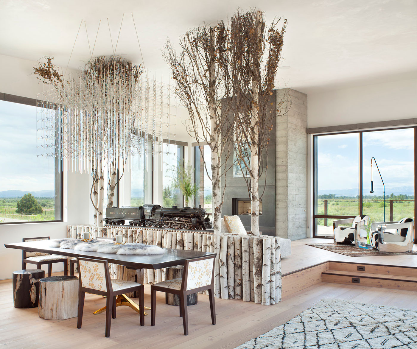 Modern Rustic Interior Design Ideas   Gibeon Photography