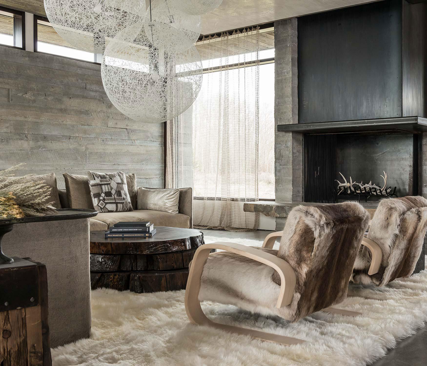 Modern Rustic Interior Design   Pearson Design Group