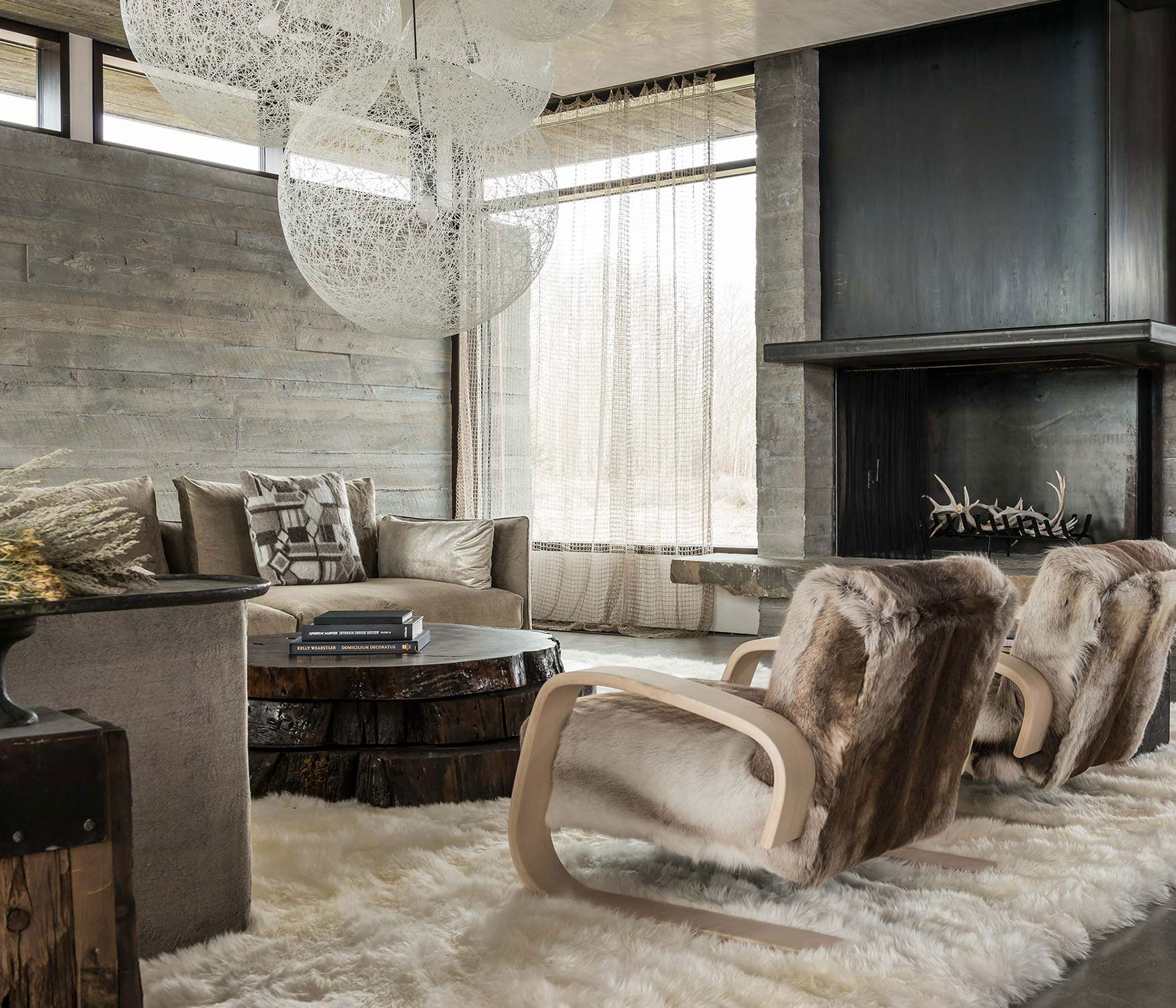 Modern Rustic Interior Design | Pearson Design Group