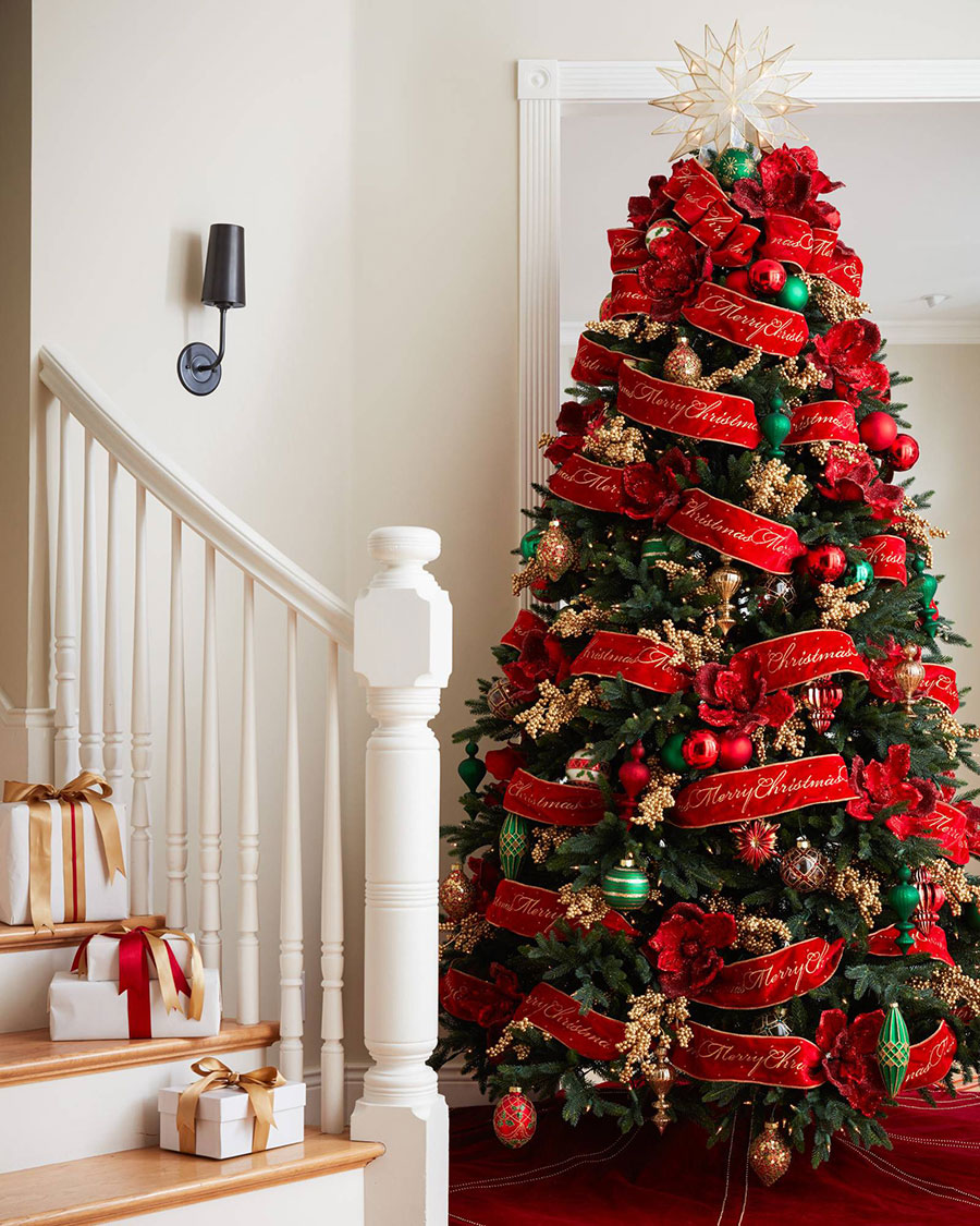 Christmas Tree Decorating Ideas | Christmas Cheer Tree